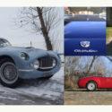Automotive con Fiat 8V