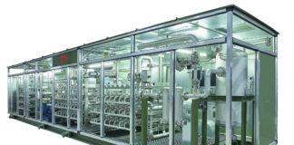 Il cuore dell'impianto per la separazione e purificazione del biogas con le membrane
