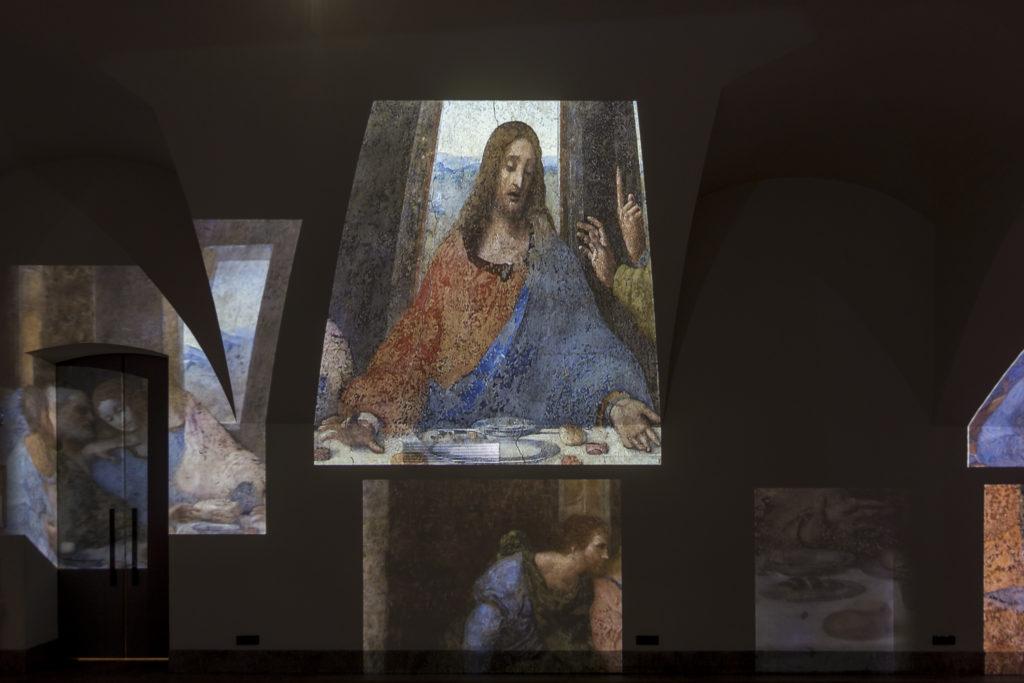 Leonardo e Warhol a Milano