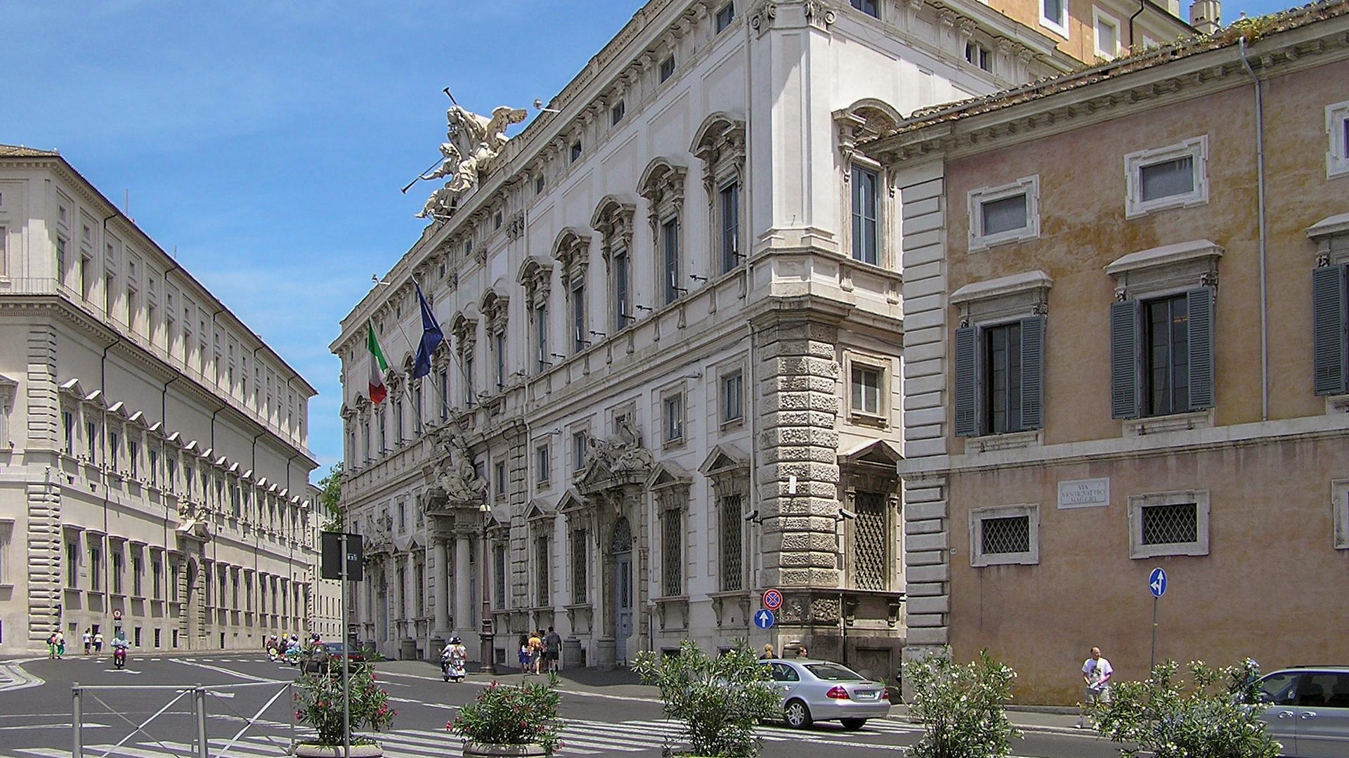 Palazzo della Consulta