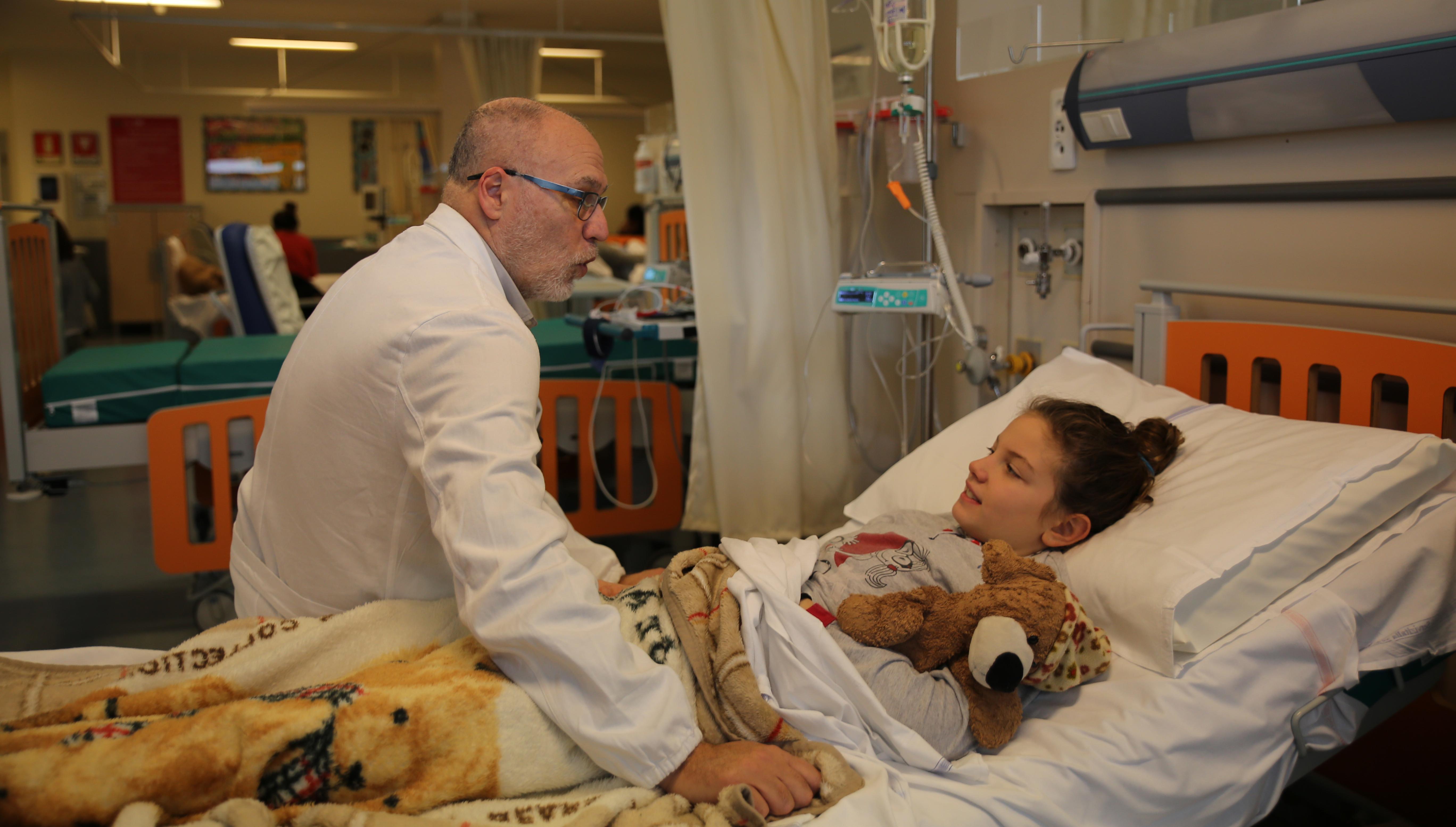 foto ospedale pediatrico Meyer