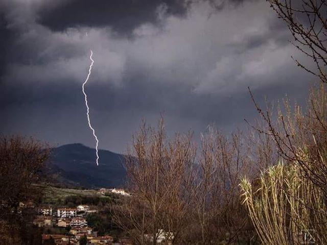 Foto Leonardo Nuti - fulmine