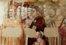 Dante Alighieri - Affresco Bargello - Giotto