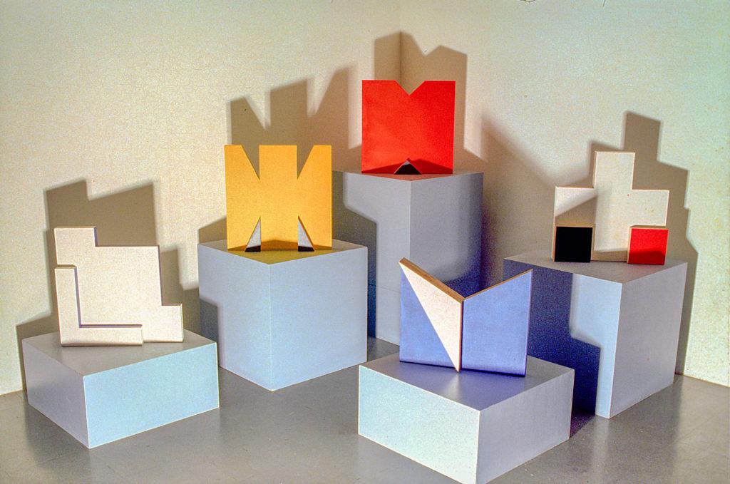 Livro do Tempo (Book of Time), medium sculptures, 1965