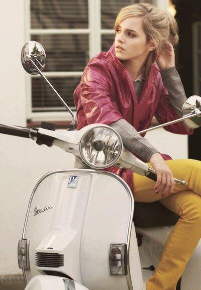 Emma Watson (Pinterest)
