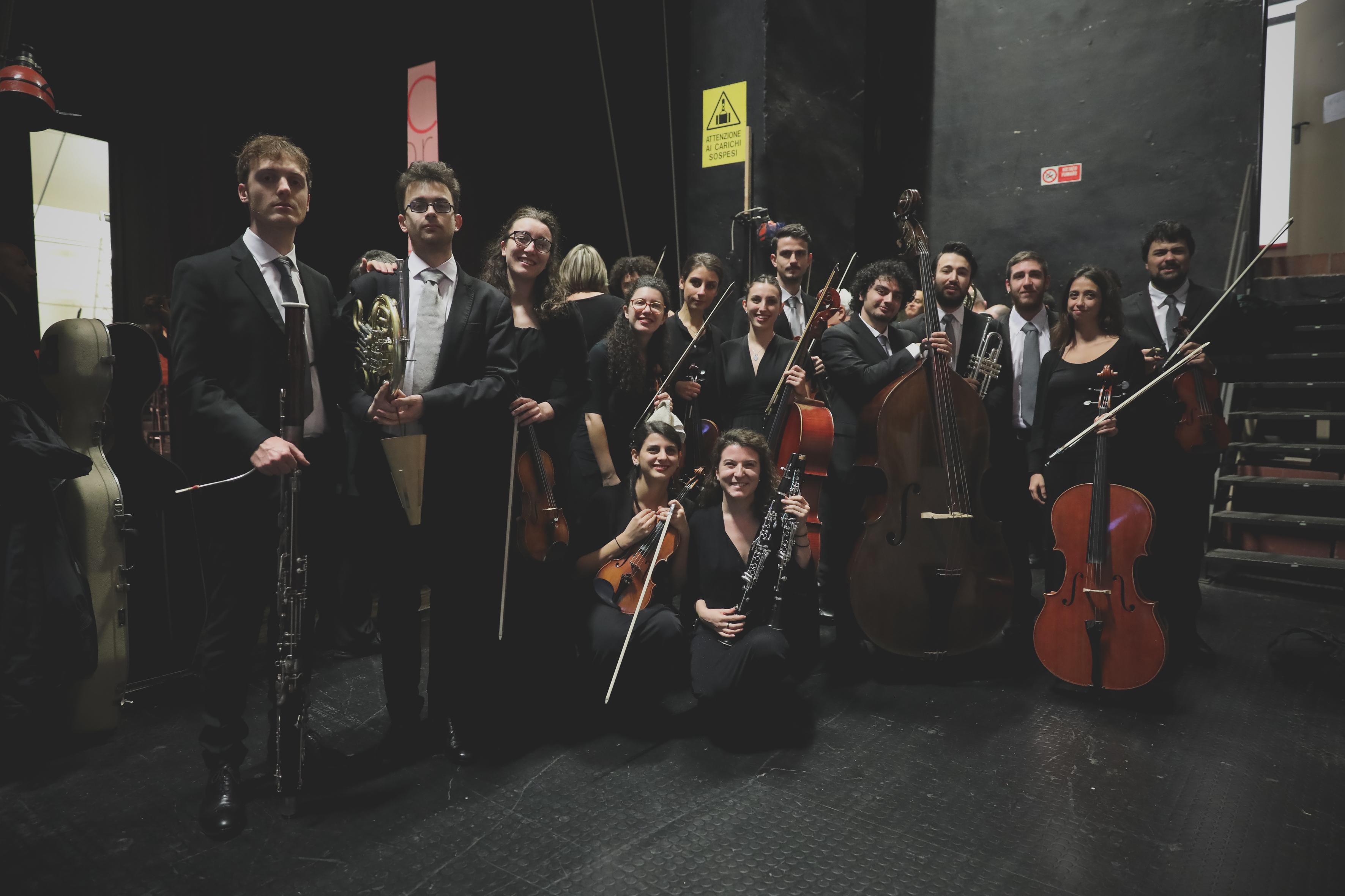 Ensemble Yo-Yo (foto di Marta Fuso)