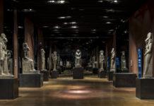 Galleria dei Re - museo egizio di Torino