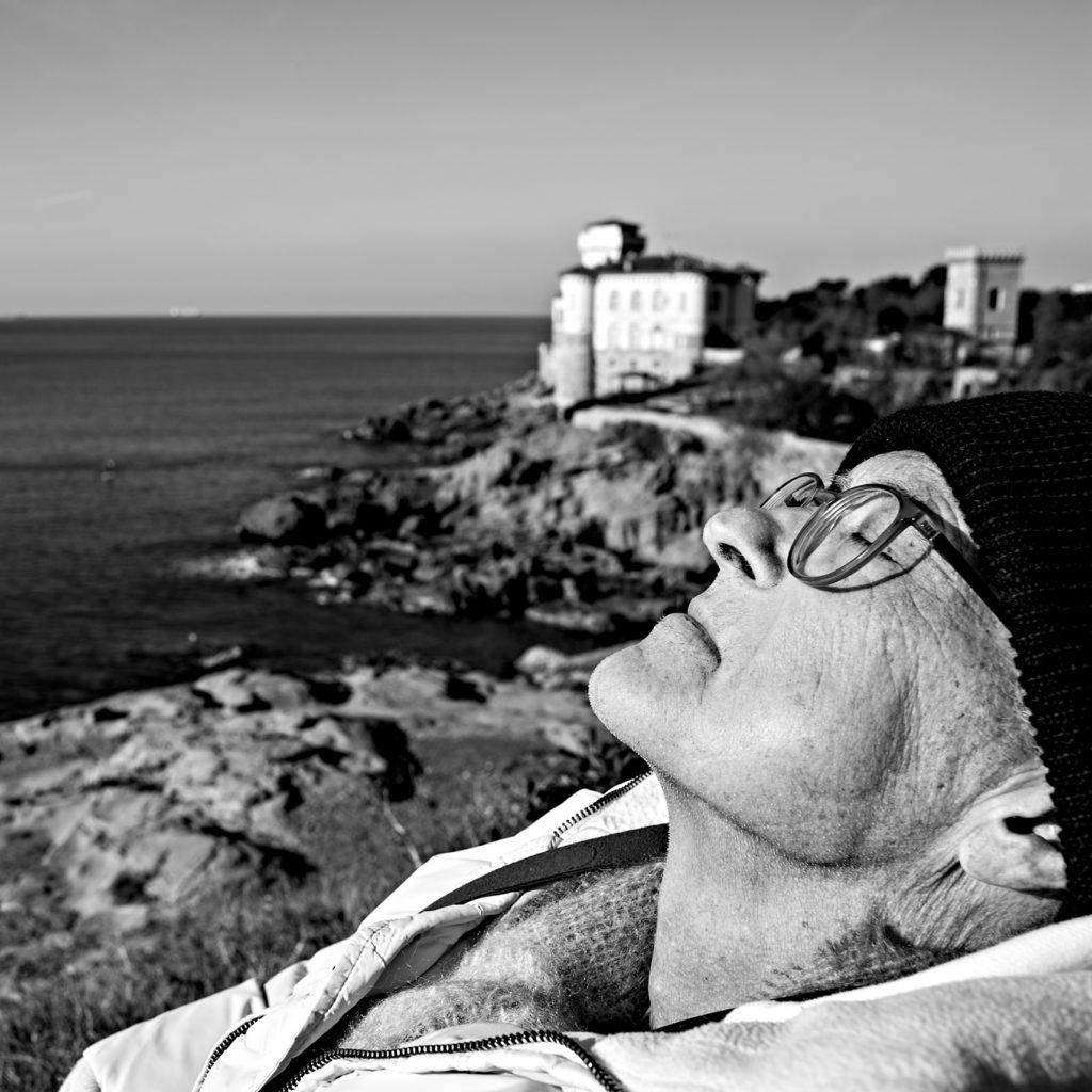 Giancarlo D'Emilio al mare
