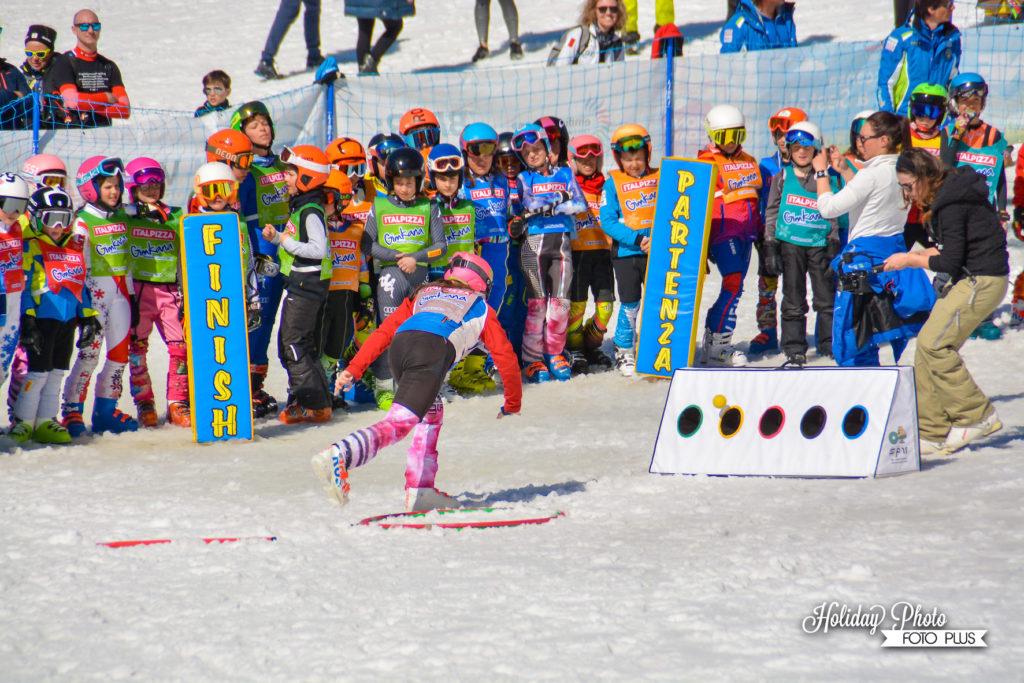 1.600 giovanissimi sugli sci nel week end a Sestola