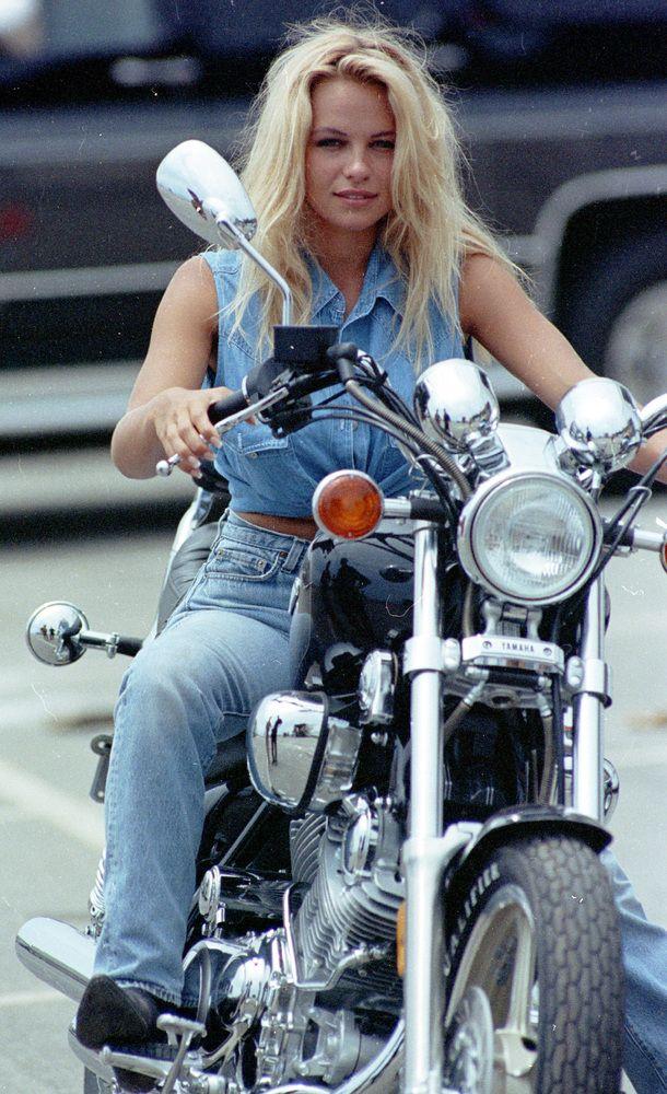 Pamela Anderson (Pinterest)
