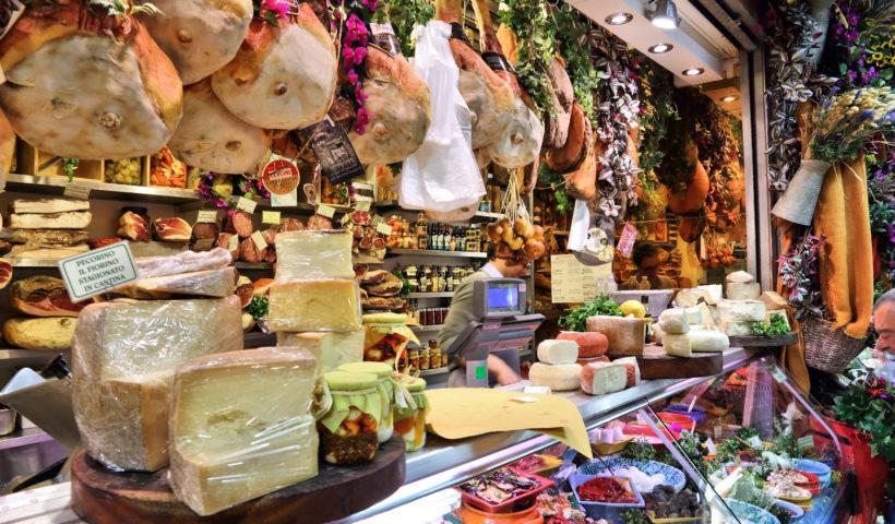 Mercato a Firenze