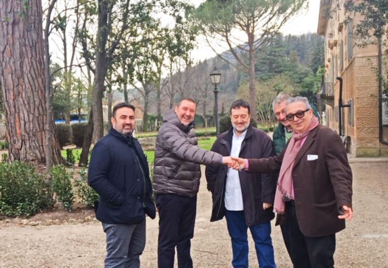 Villa Guicciardini accordo