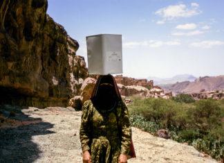 Donna nello Yemen