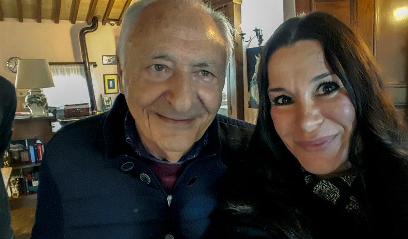 Mogol e Amalia Mancini