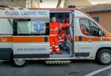 ambulanza pubblica assistenza
