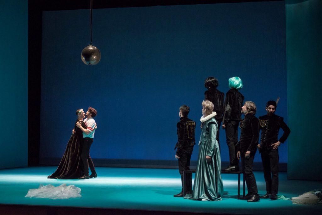 La bisbetica domata. Regia di Andrea Chiodi. Produzione Luganoinscena. Foto ©Masiar Pasqua