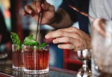 Prepara cocktail