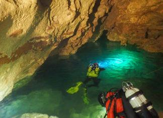 Raduno di speleologia - una visita alle grotte