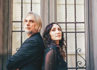 Paolo Benvegnù e Marina Rei