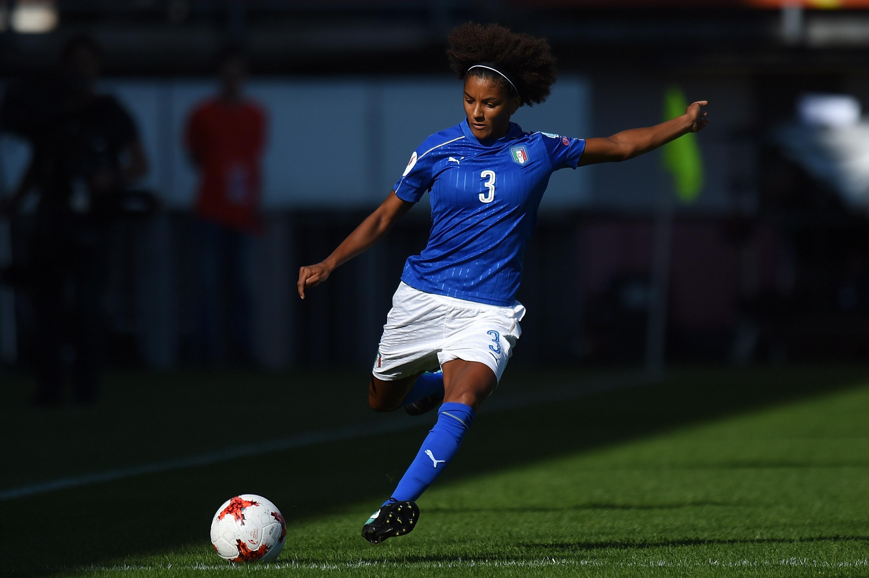 Sara Gama nazionale italiana