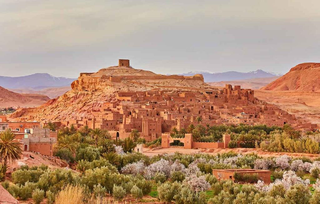Ait Ben Haddou Marocco - Game of Thrones
