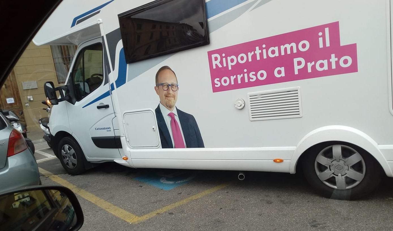 Camper Daniele Spada