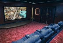 Cinema, lo schermo