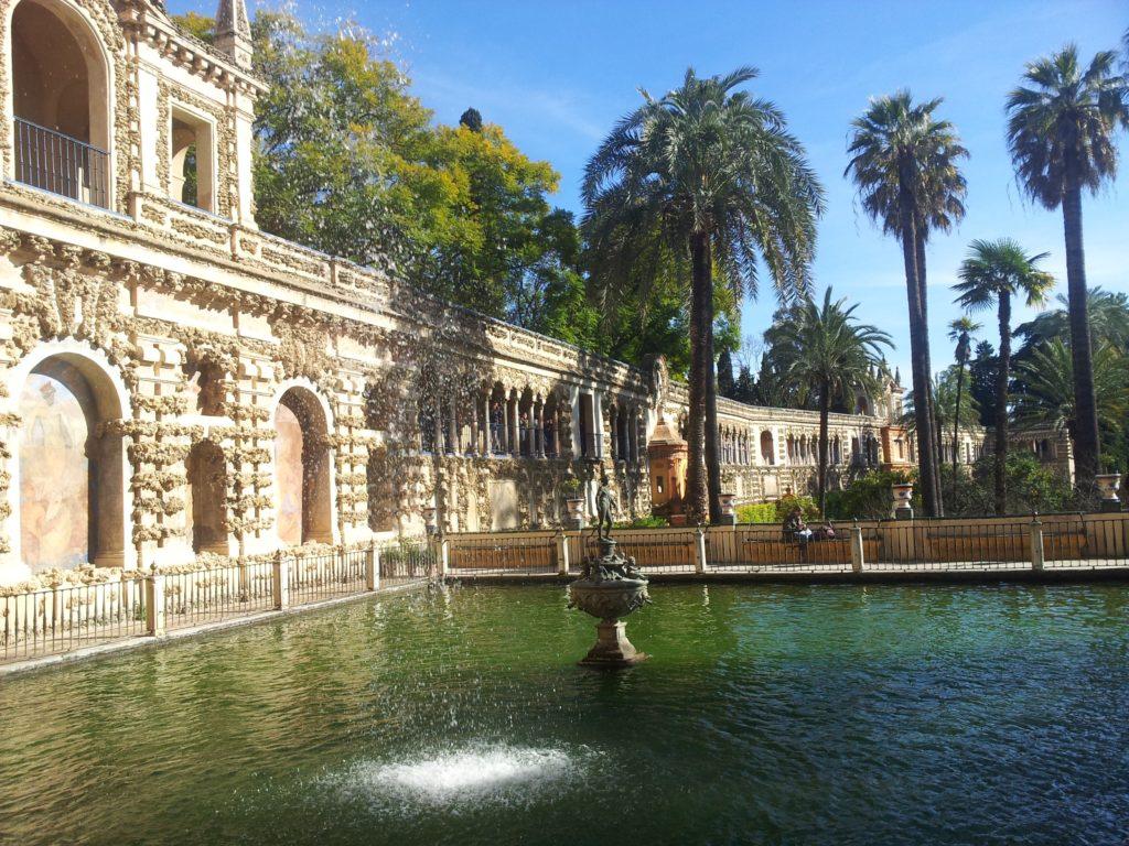 Giardini-dellAcqua-del-Palazzo-del-Regno-di-Dorne-Real-Alcazar-di-Siviglia-1