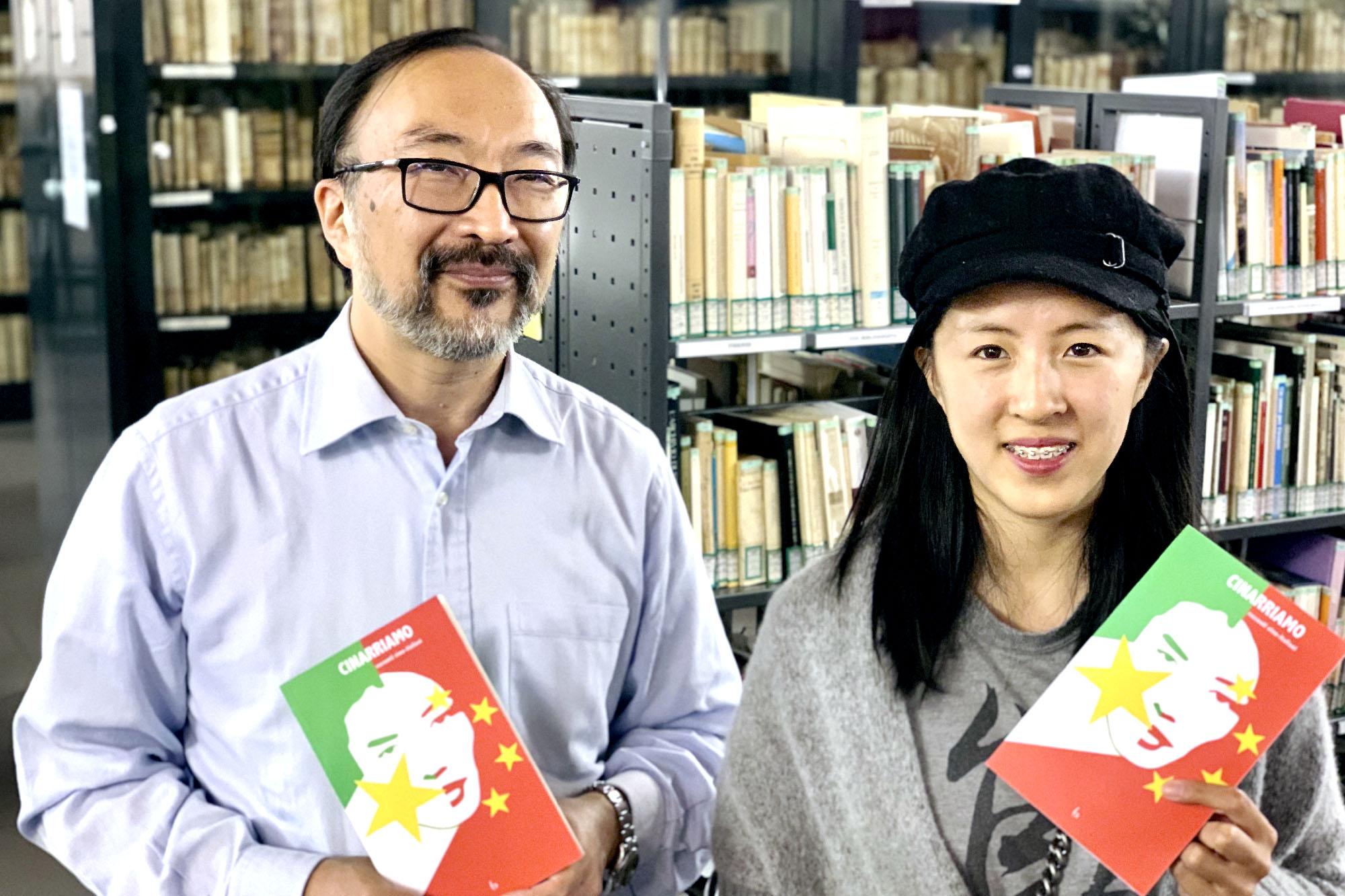 Marco Wong e Teresa Lin