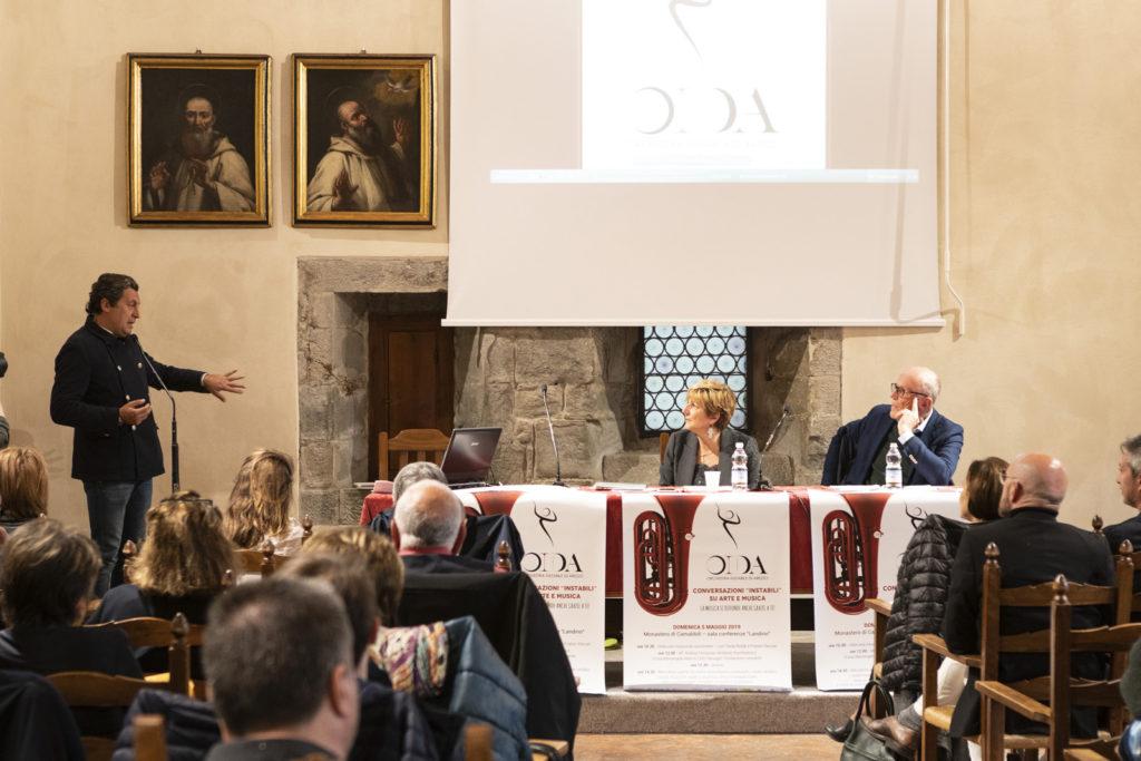 Oida conversazoni instabili 2019 a Camaldoli