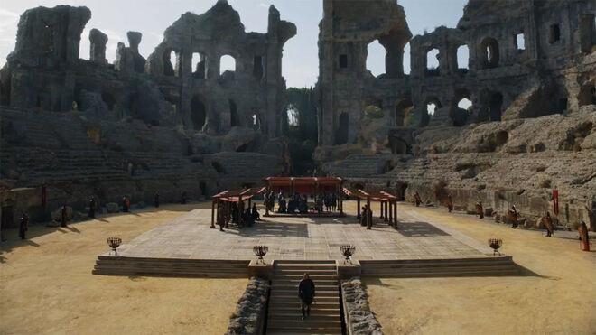 Pozzo del Drago - Siviglia - Per gentile concessione HBO