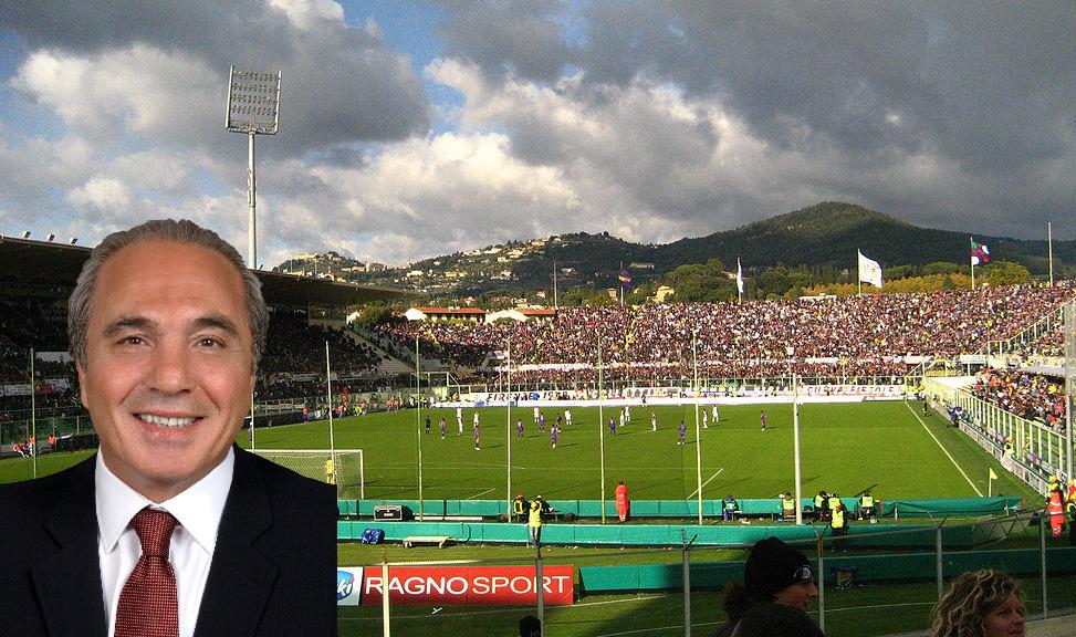 Rocco Commisso patron della Fiorentina