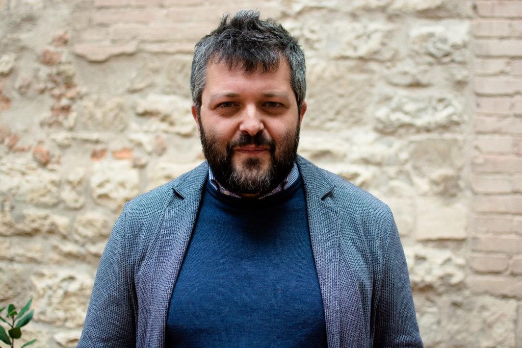 L'assessore alla cultura del Comune di Prato Simone Mangani