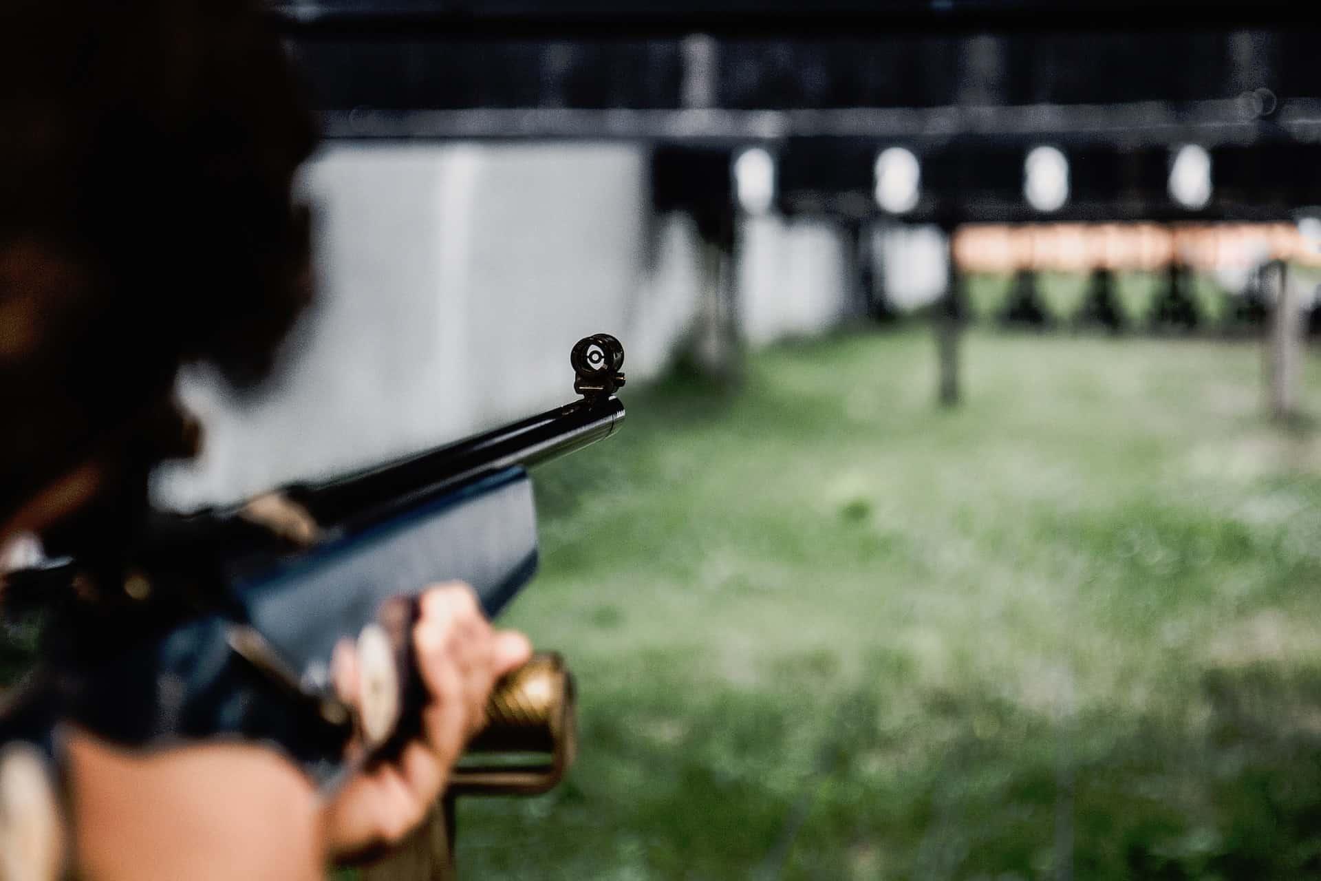 carabina fucile aria compressa