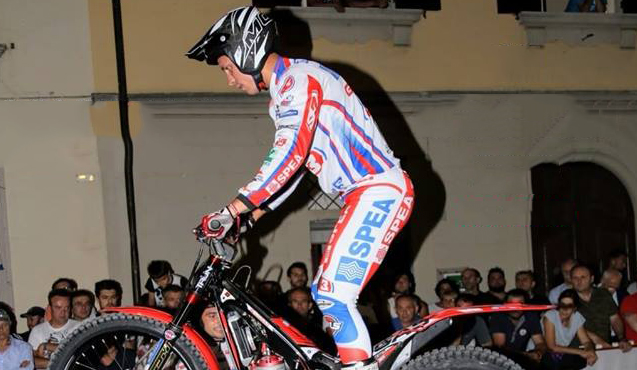 A Marradi torna il campionato di trial indoor