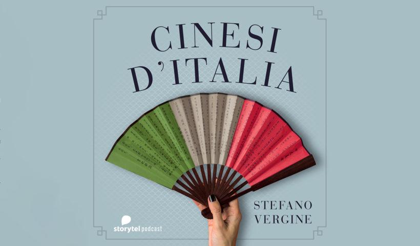 Cinesi d'Italia la copertina