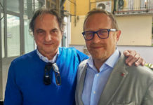Roberto Cenni e Daniele Spada