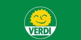 Sole che ride simbolo dei Verdi