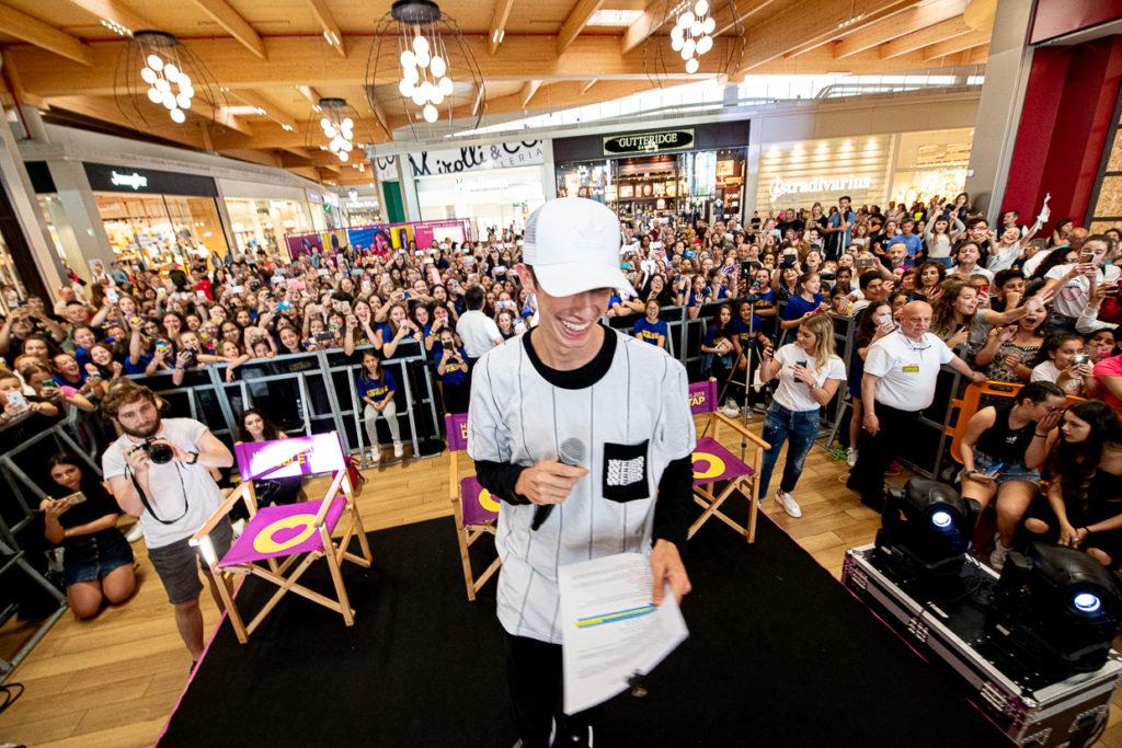 Huawei PSmart 2019 Double Tap Tour, Grosseto, giugno 2019