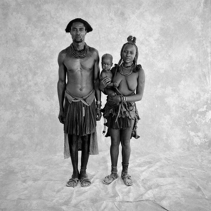 Herry De Zitter -The Himba Collection a Voghera Fotografia 2019