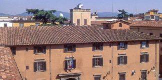 Il rettorato dell'università di Firenze