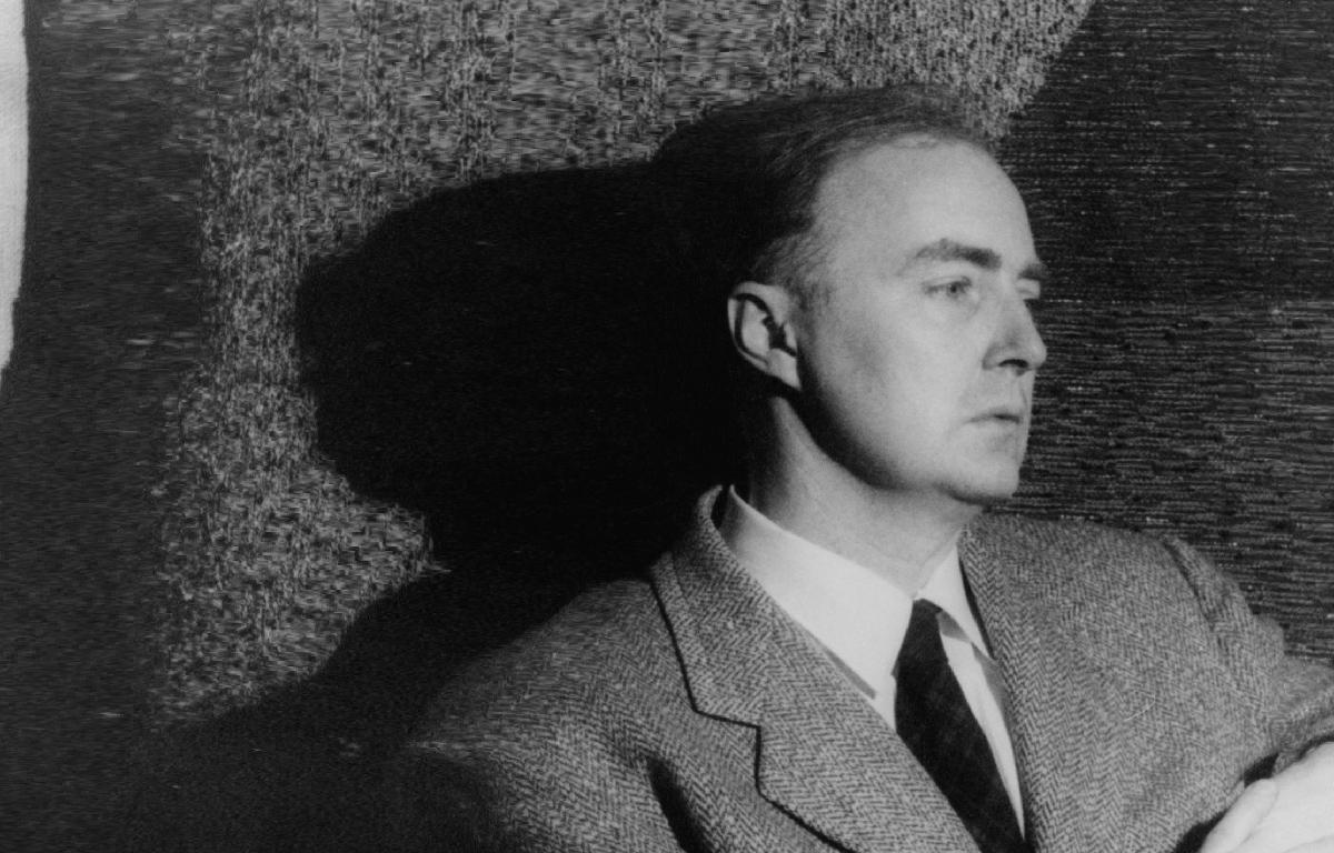 James Purdy, lo scrittore americano nel 1957