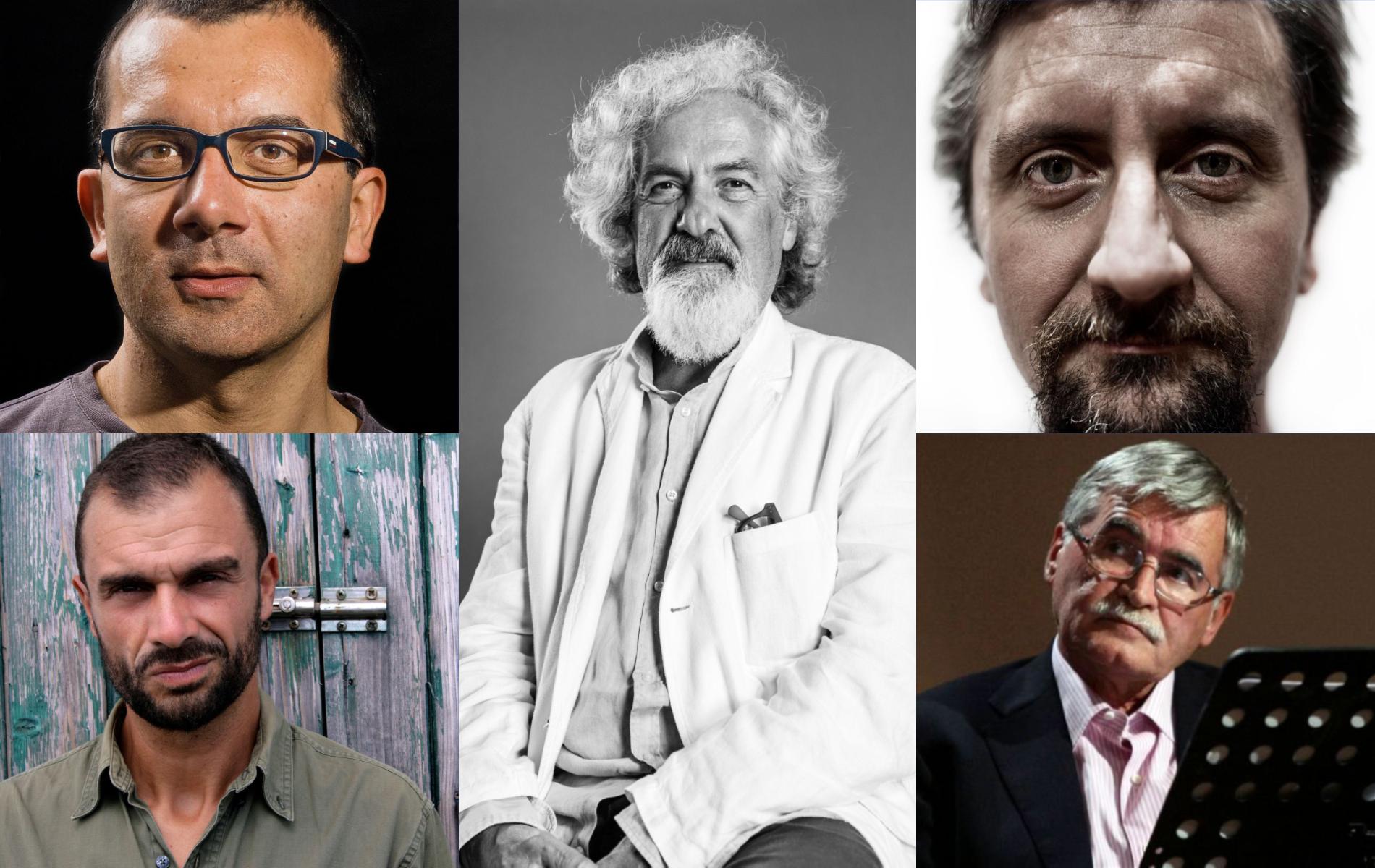 I protagonisti del festival di satira
