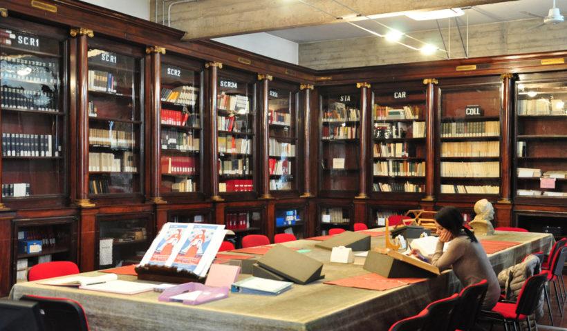 Biblioteca umanistica unifi