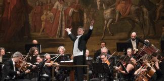 Andrea Fornaciari sul podio