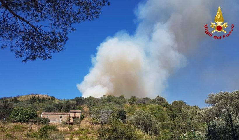 Incendio Argentario