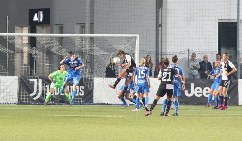 Serie A di calcio femminile al via. Tre le squadre toscane
