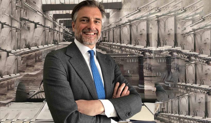 Andrea Cavicchi Presidente del Consorzio Italiano Implementazione Detox e Presidente della sezione Sistema Moda di Confindustria