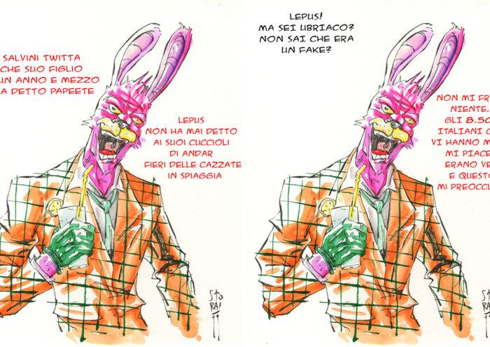 Lepus Furens col mojito