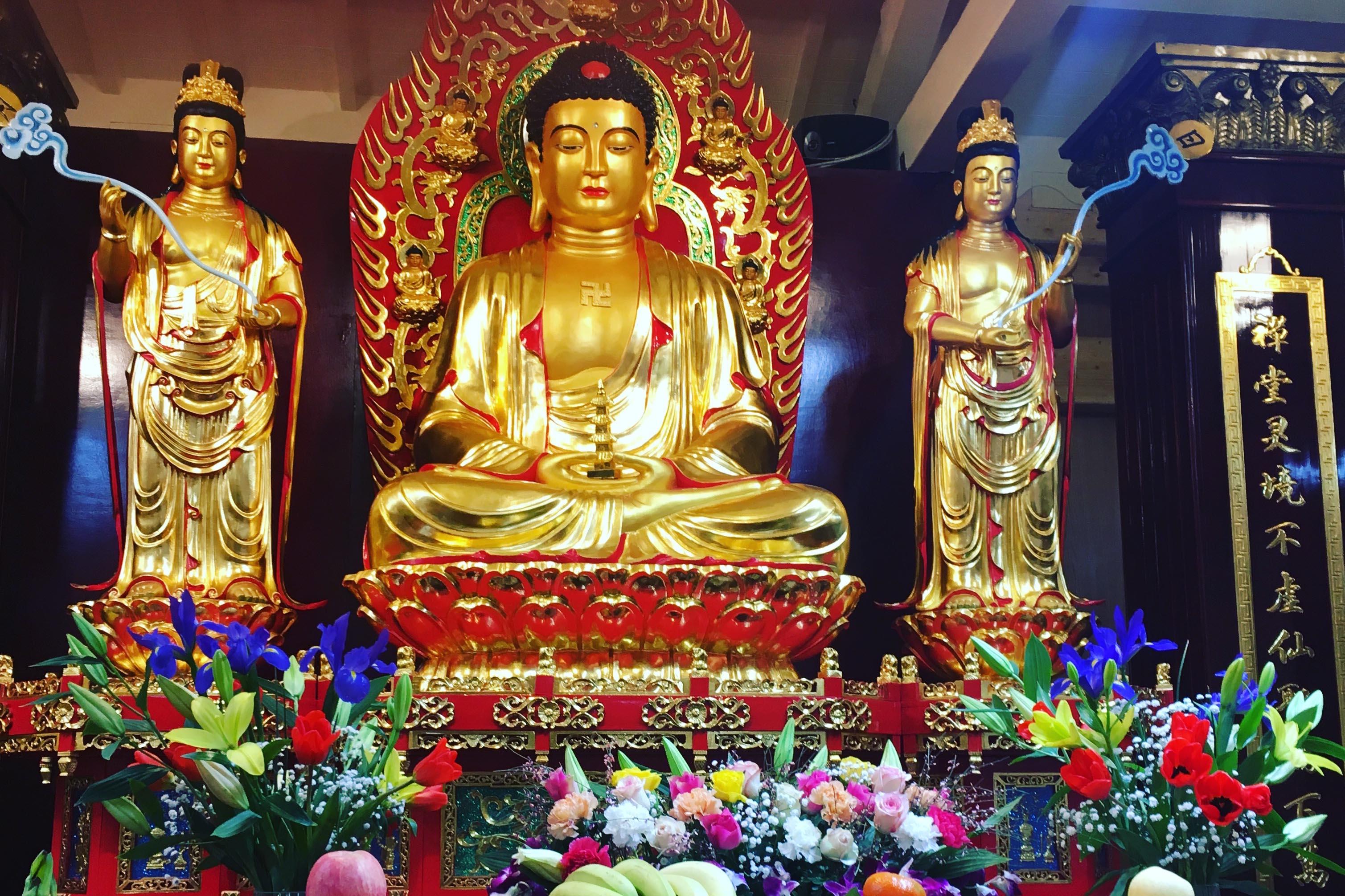 Tempio buddista di Prato